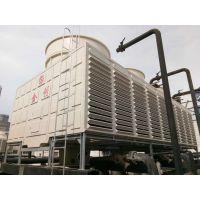 节能型金创牌1200T玻璃钢横流式冷却塔生产厂家18003967999