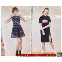 广州哪里有上海时尚大牌马克华菲17春夏装尾货库存折扣批发一手货源
