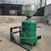大米专用脱皮碾米机 启航谷子去壳打米机 高粱去皮碾米机