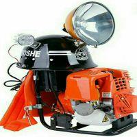 华泰牌轻便野外照明机 HV20照野鸡野兔灯 可调聚光疝气灯