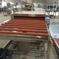 PP塑料中空板万通板高效清洗烘干自动线(佳和达专业研发制作)