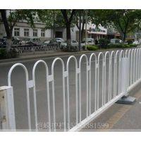 市政道路隔离栏 道路防护网 小区锌钢护栏
