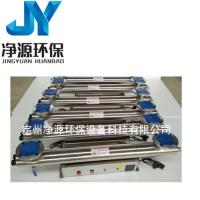 供应广西二次供水农改水过流式管道式紫外线消毒杀菌器消毒仪JY-UVC-D300