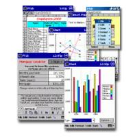PTab Spreadsheet for Pocket PC购买销售,正版软件,代理报价格