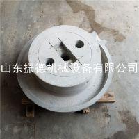 供应香醇可口\绿色餐饮专用石磨豆浆机 豆腐花石磨机 振德机械