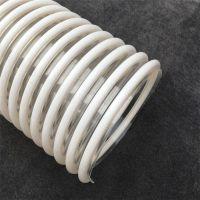 水泥吸料塑筋软管加强塑筋耐磨损增强软管聚氨酯