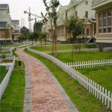 新农村草坪护栏 公园花池小栅栏 四川铁艺草坪围栏