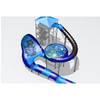 广州潮流 大型水上乐园设备 水上乐园设计 超人气水上设备 水滑梯