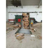上海宝泰机械电动废纸打包机二手转让厂家直销