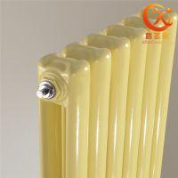 北京鑫圣通大水道50*25钢二柱散热器暖气片 可加工定制