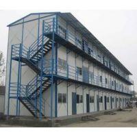 淄川彩钢活动板房 拆装式框架板房 鼎信牌c型钢雅致房生产厂家