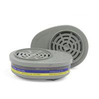 MSA/梅思安10120743 GMB防酸性蒸气头戴式塑料外壳滤盒批发