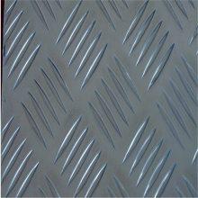 花纹铝板1060五条筋防滑花纹铝板