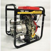 3寸轻便柴油机污水泵杂质泵排污泵