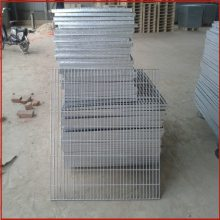 跑步机防滑踏步板 专业钢格栅板价格 安徽钢格栅价格