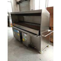 铜仁净化烧烤车 无烟烧烤设备 厨房油烟机