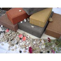 陶瓷颗粒透水砖河南美力厂家批发 透水砖金刚砂路面砖