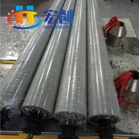 碳钢滚筒|碳钢包胶滚筒|包胶滚筒|胶辊|套胶|聚氨酯|橡胶|耐磨|防腐蚀|防滑|耐高温|外胶|输送线