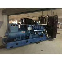 1000KW千瓦柴油机发电机组 潍柴博杜安12M33D1108E200柴油发电机
