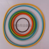 耐高温食品级硅胶密封圈 塑胶盒防水硅胶圈 机械密封硅胶圈 硅胶密封圈防水O形圈 挤出粘接密封圈