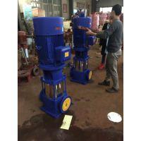 耐磨化工多级泵 100GDL72-14*3 15KW 广西众度泵业