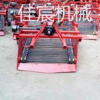 多功能地瓜挖掘机 自动收获土豆的机器价格多少钱
