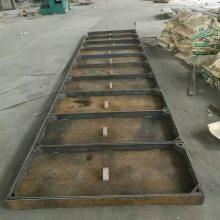 金裕 长方形井盖尺寸 长方形不锈钢井盖图片