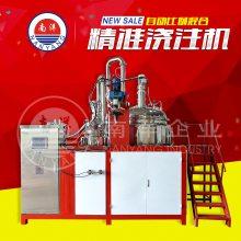 广州南洋企业不锈钢不锈钢反应釜 电加热密封搅拌罐 浇注机