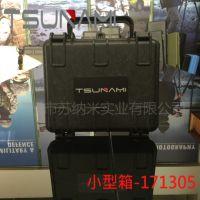 美国派力肯安全箱仪器箱设备防护箱通讯箱摄影镜头保护箱黑色中型箱拉杆箱防护等级IP67终身保修
