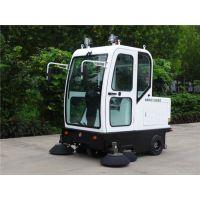 山东小林清洁设备厂家直销全封闭式电动扫地车1900
