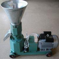 金佳机械木屑锯末颗粒成型机 小型饲料颗粒机 平模养殖饲料颗粒机