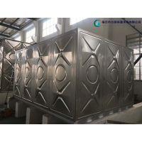 淮南不锈钢保温水箱消防水箱圆形水箱BDF消防箱泵一体化设备