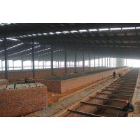 隧道窑建窑 窑炉工程建窑设备 步进顶车 砖机辅机全套设备供应商