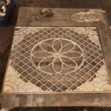 昭通市镂空雕刻雕花铝单板生产厂家服务热线 欧百建材13422371639李生