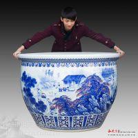 温泉陶瓷泡澡缸 陶瓷洗浴大缸生产定制 成人日式泡澡缸