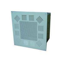 静电喷涂空气净化设备 高效送风口 送风箱 禄米科技
