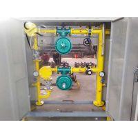 喀什市润丰BQ系列燃气调压器可组装壁挂式调压箱反应迅速