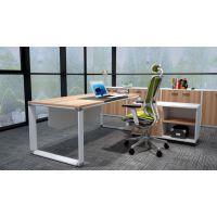 卡斯特罗系 自有专利钢架主管桌-沈阳艾澳办公家具