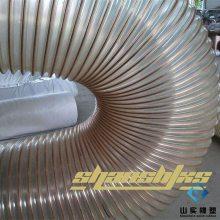 螺旋管塑料管 通风排气管 耐高温聚氨酯管 PU吸尘管螺旋管塑料管