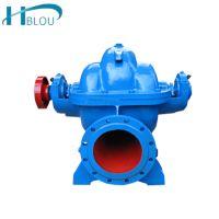 蜗壳式清水加压泵6SH-9大流量双吸泵清水中开泵农田灌溉泵