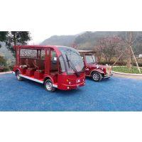贵州玛西尔电动车DN-14F仿古型观光车,可需求订制款式原装现货