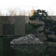 上海泰山石景观 上海假山石批发基地 雪浪石秦岭石泰山石厂家