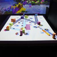 投影互动积木积木交通儿童乐园游乐淘气堡A21