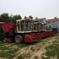 哪里有自走式玉米秸秆靑储机厂家 黑麦草收割机