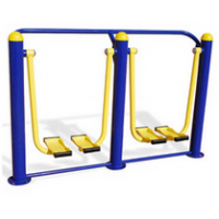 户外健身器材 双人漫步机
