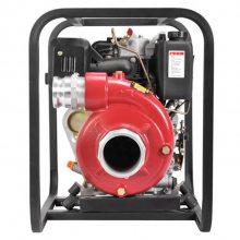 66米高扬程 3寸柴油机消防水泵