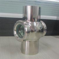 不锈钢球型视镜 带灯视镜 卫生级系列*机加工类型:CNC加工中心