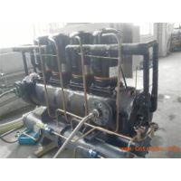 长期回收厦门工厂用工业冷水机组,制冷设备,中央空调等