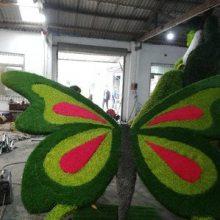 五色草植物造型 立体雕塑植物造型 音乐系列钢琴造型