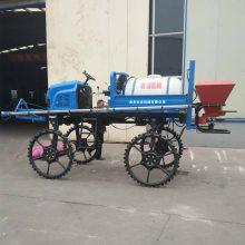 现货直销 四轮驱动自走式打药机 打药施肥两用机 志成新型农用植保机械